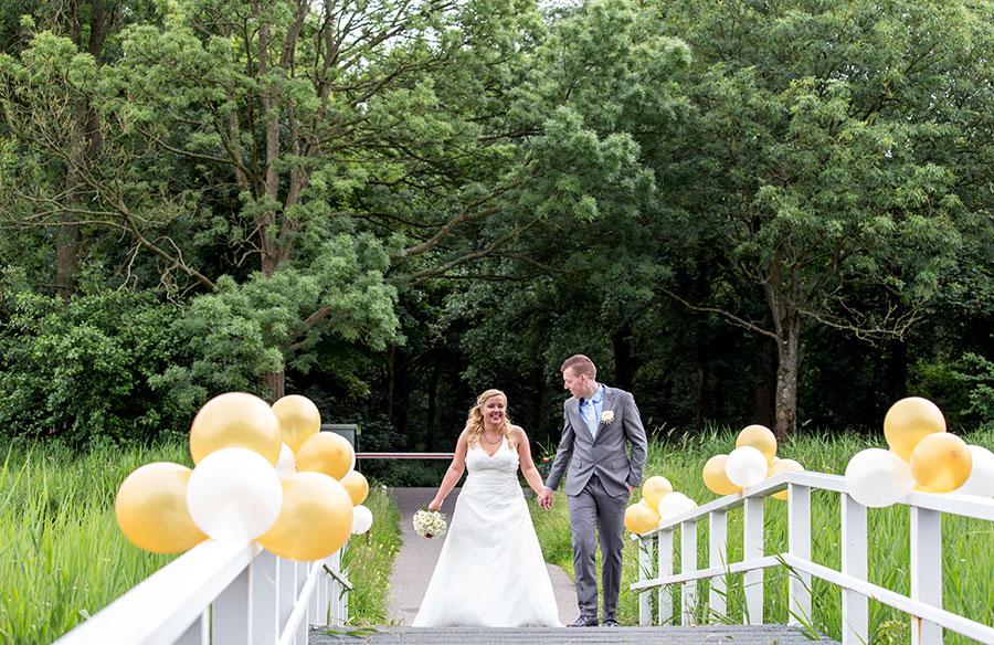 bruidsfotograaf Delftse Hout