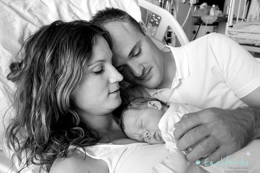 Stichting Earlybirds fotografie newborn fotograaf Gouda