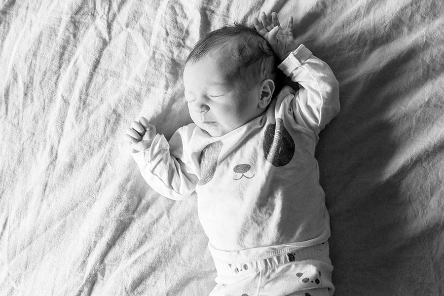 kraamfotograaf Pijnacker baby