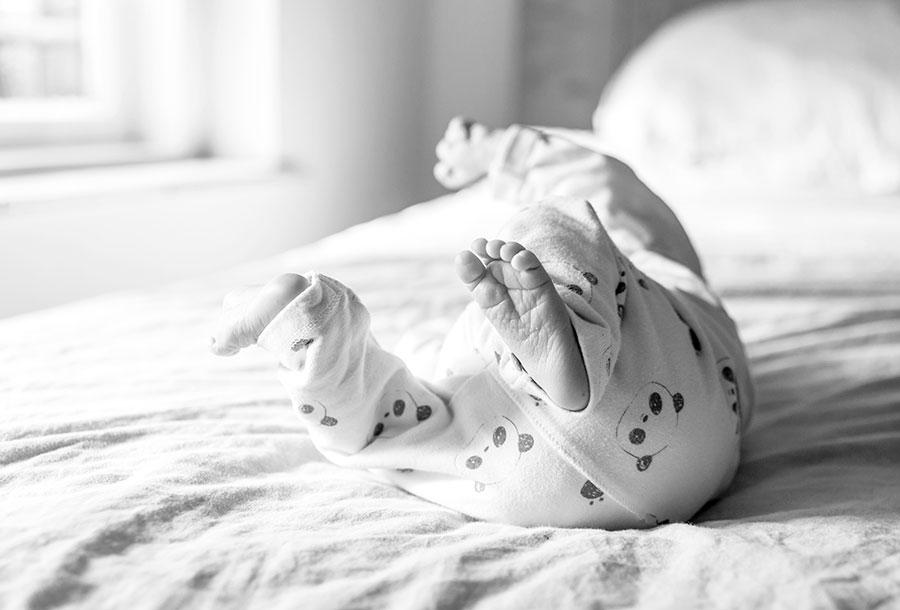kraamfotograaf Pijnacker babyvoetjes