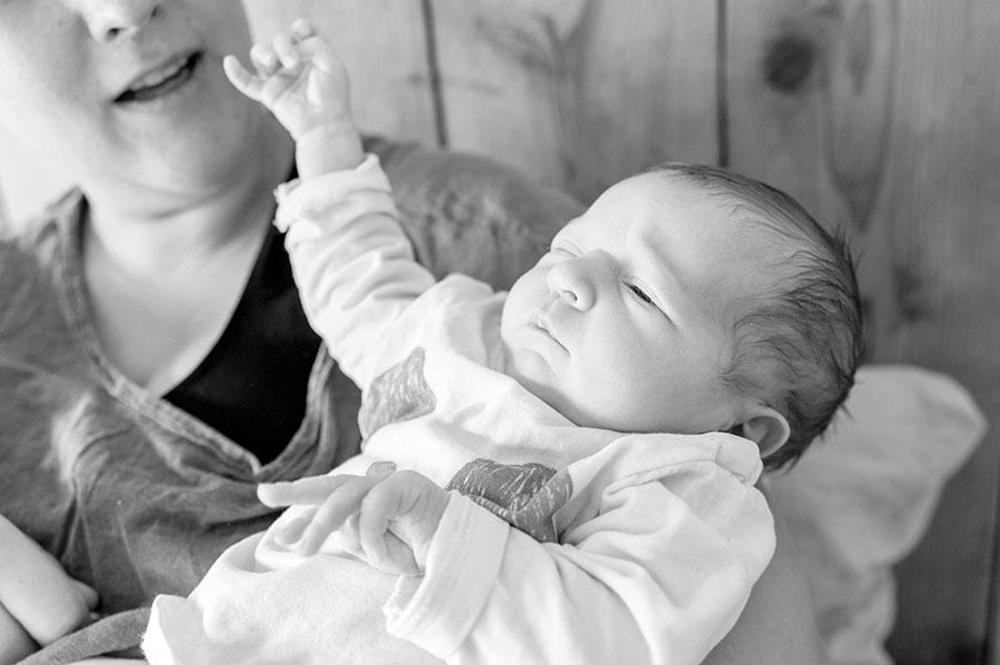 kraamfotografie Pijnacker baby