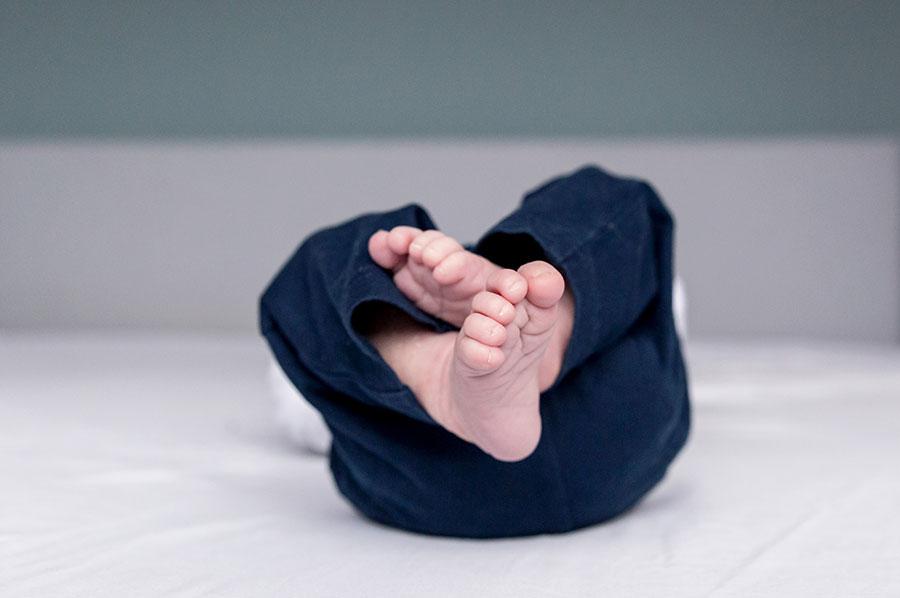 newborn fotograaf voetjes