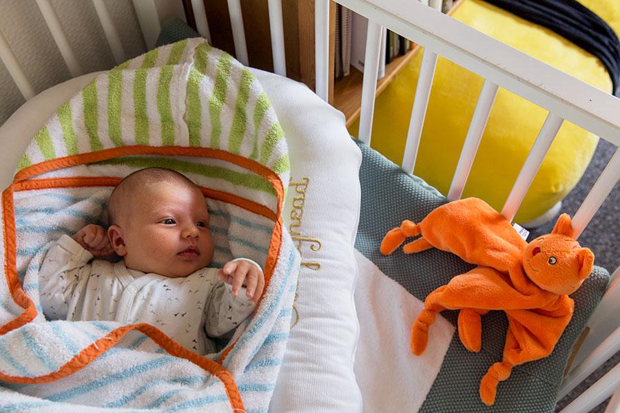 lifestyle newborn fotografie den hoorn kraamreportage box
