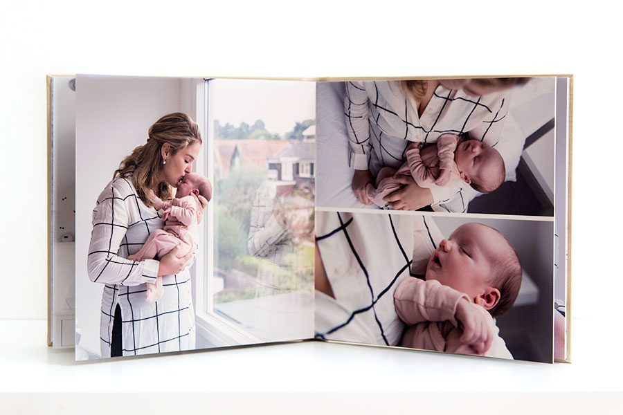 babyalbum lifestyle newborn fotoreportage