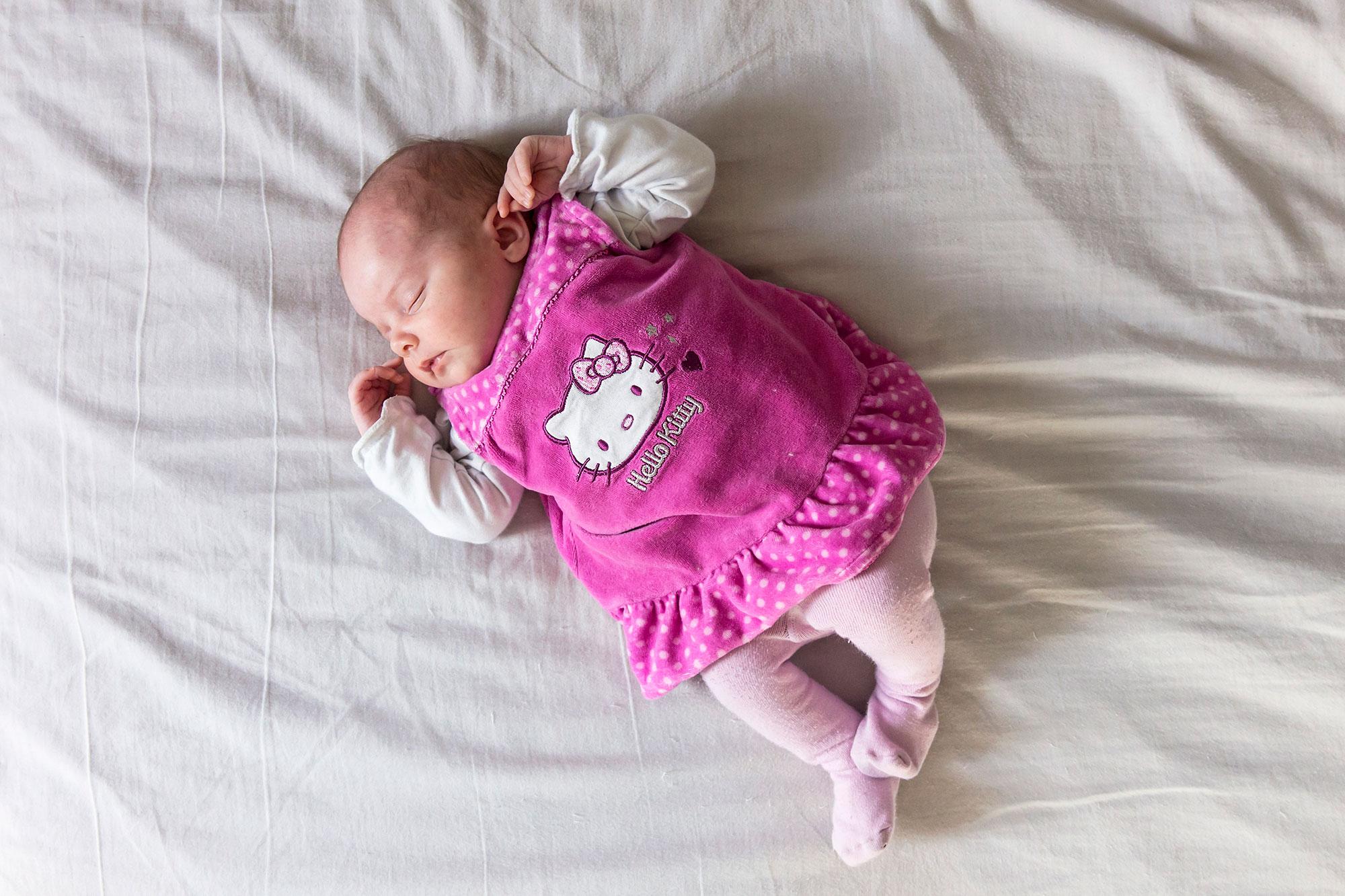 Lifestyle newborn fotoreportage Berkel en Rodenrijs
