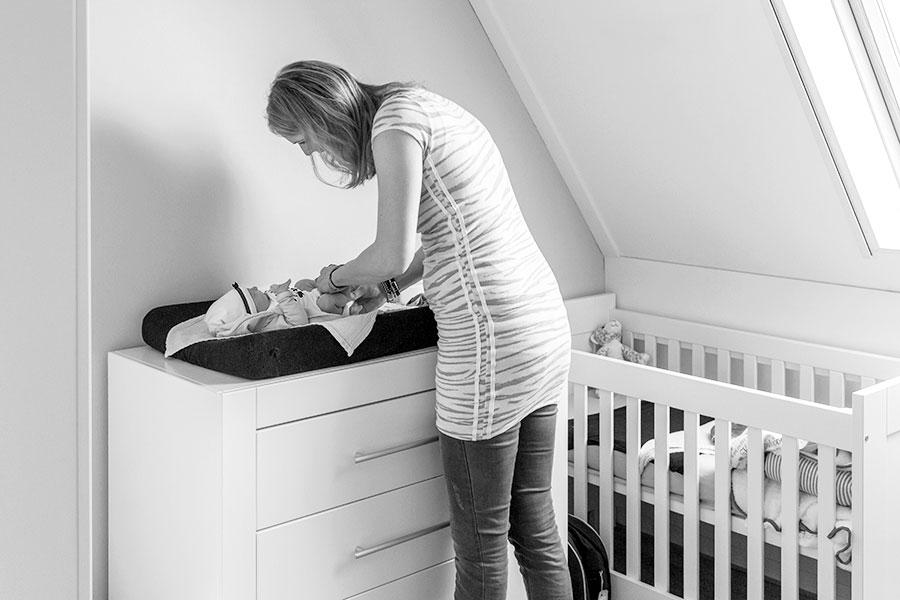 lifestyle newbornfotograaf pijnacker verschonen