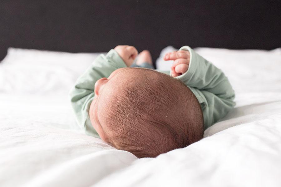 babyhaartjes door newbornfotograaf in utrecht