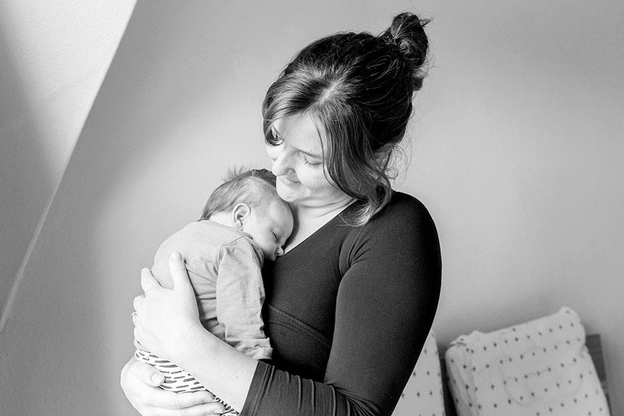 knuffels van mama