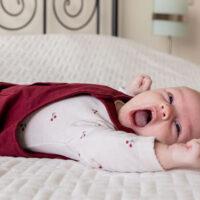 stijlvolle newbornreportage
